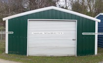 TNT carports, garages, storage buildings, rv covers, boat covers, barns and more...